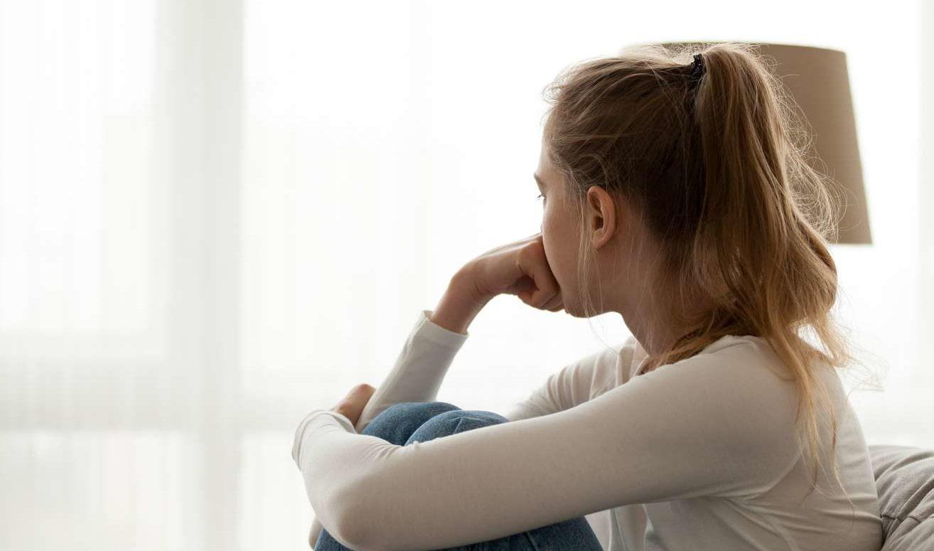Mennesker, der vurderes at være i øget risiko for alvorligt COVID-19-forløb, risikerer at udvikle angst og depression